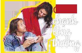 Giêsu Chạnh Lòng Thương