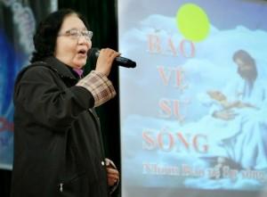 Ba Tran Thi Huong, BVSS