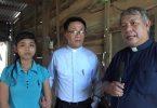 Phóng sự Giáo Xứ Cồn Sẻ trước thảm họa biển chết do nhiễm độc từ nhà máy Formosa 26.5.2016